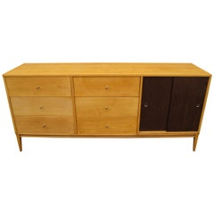 Birch Planner Group Cabinet by Paul McCobb for Winchendon
