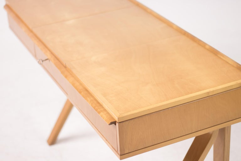 Birch Vanity EB01 by Cees Braakman For Sale 6