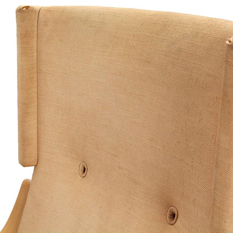 Birch Wingback Lounge Chair by Alvar Aalto for Artek For Sale 1