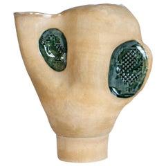 Bird Jug Vase by Faissal El-Malak