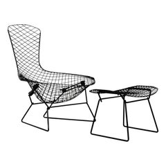 Bird Lounge Chair by Harry Bertoia for Knoll, 1960