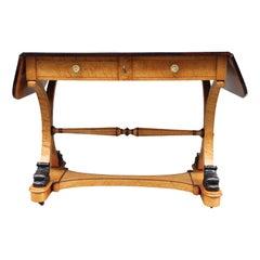 Bird's-Eye Maple Wood Charles X Table