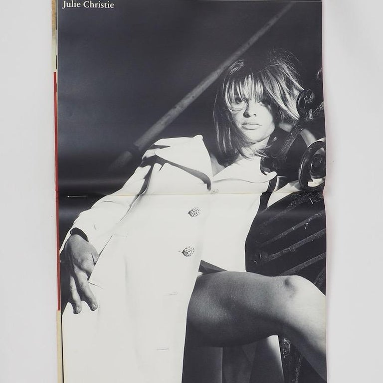 Birds of Britain by John D. Green.   Published by The Bodley Head LTD. 1967. First English Edition and which is the true first print.   Green's iconic photography portrays English female celebrities from the height of London's swinging sixties.