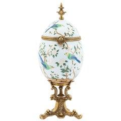 Birdy Box in Porcelain