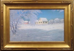 Snow Bound, Woodstock, NY
