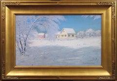 Snowbound, Woodstock, New York