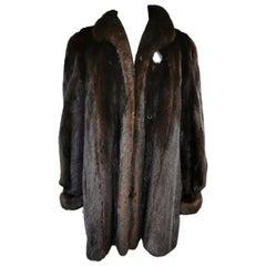 Birger christensen mink fur coat size 10
