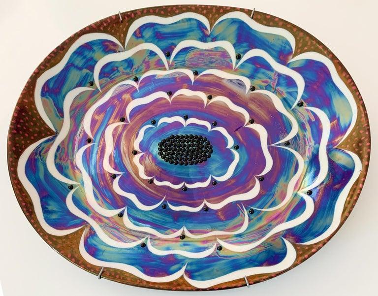 Birger Kaipiainen, ceramic wall-platter