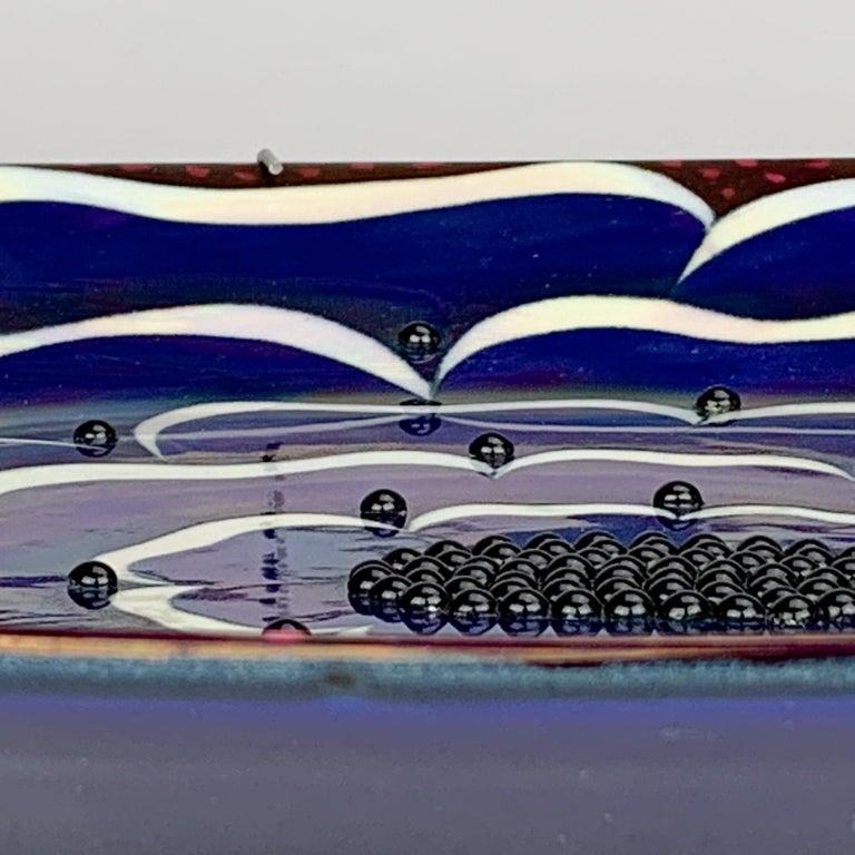 Late 20th Century Birger Kaipiainen, Ceramic Wall-Platter