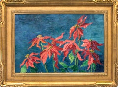 Untitled (Poinsettias)