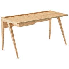 Biro Writing Table in Teak Finish