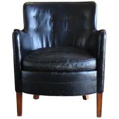Birte Iversen Lounge Chair for A.J. Iversen