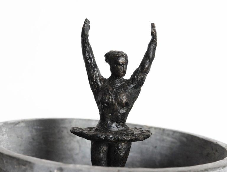 Modern 'Birth of Venus Williams' Cast Bronze Sculpture by David Bender For Sale