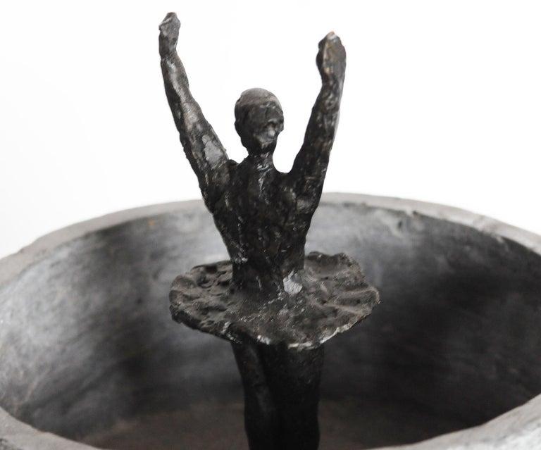 Contemporary 'Birth of Venus Williams' Cast Bronze Sculpture by David Bender For Sale