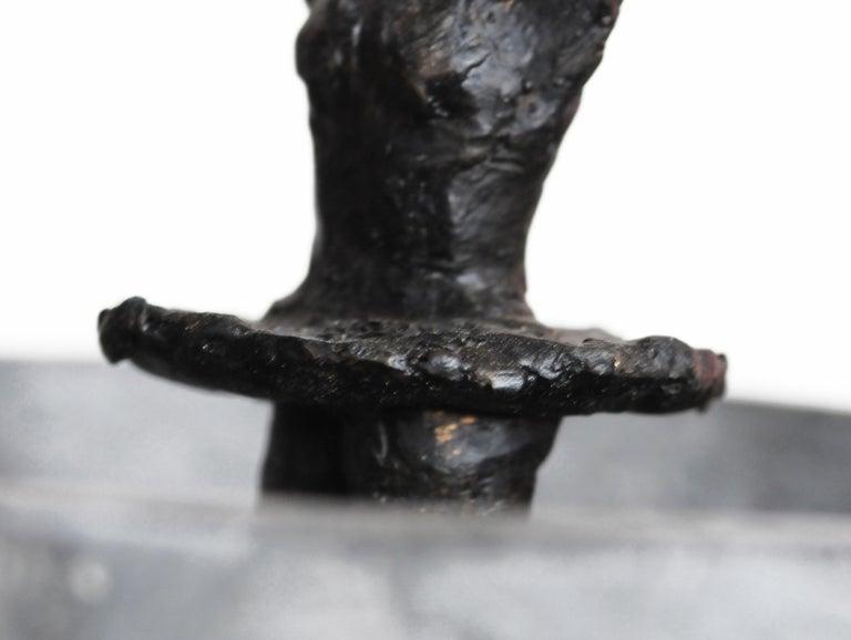 'Birth of Venus Williams' Cast Bronze Sculpture by David Bender For Sale 2