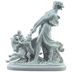 Biscuit Diana Holding the Lioness after Albert-Ernest Carrier-Belleuse