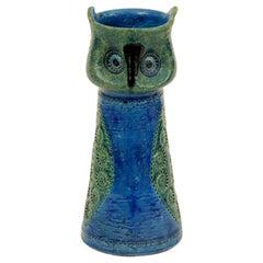 Bitossi Aldo Londi Owl, Italy, circa 1968