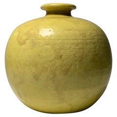 Bitossi Ceramic Vase by Aldo Londi