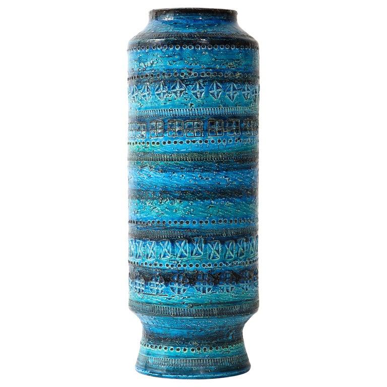 Tall Blue Vases 57 For Sale On 1stdibs