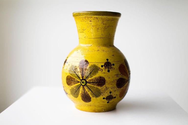 Mid-Century Modern Bitossi Flower vase for Rosenthal Netter