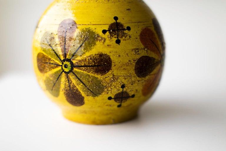 Italian Bitossi Flower vase for Rosenthal Netter