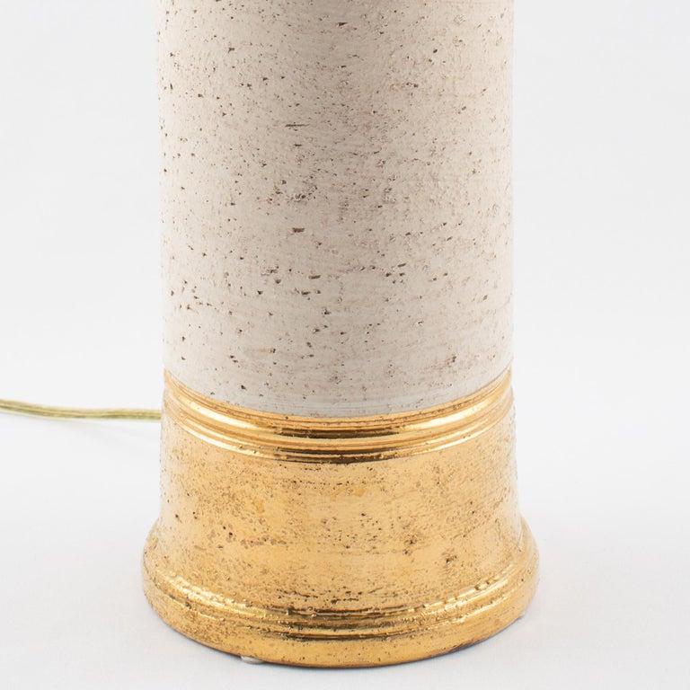 Glazed Bitossi Gold