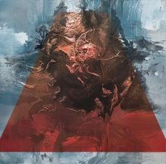Anthropocene, Painting, Acrylic on Canvas
