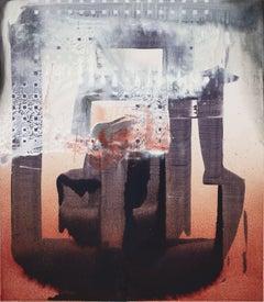 Breathe Again, Painting, Acrylic on Metal
