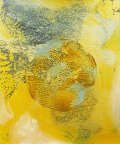 Capillarity, Painting, Acrylic on Metal