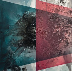Eye, Painting, Acrylic on Canvas