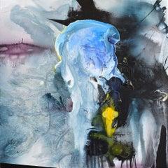 Floruit, Painting, Acrylic on MDF Panel