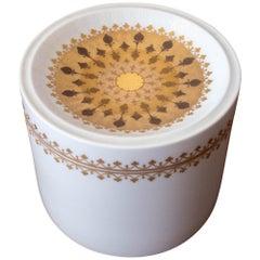 Bjorn Wiinblad for Rosenthal Porcelain Lidded Box