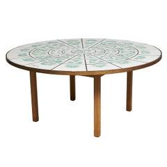 Bjørn Wiinblad Tiled Coffee Table