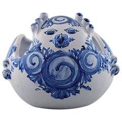 Bjørn Wiinblad Unique Ceramic Bowl, Bird, Model S3