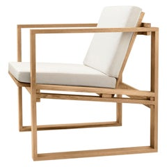 BK11 Lounge Chair with Cushions by Bodil Kjær