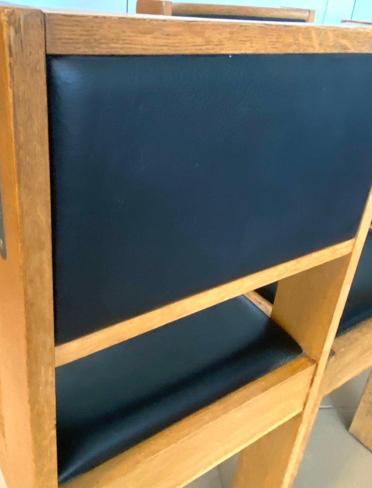 Bla' Station, Condeco Chair by Johan Lindau, 2003 For Sale 7