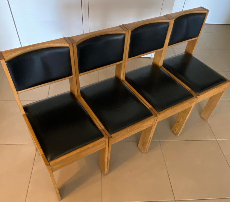 Bla' Station, Condeco Chair by Johan Lindau, 2003 In Good Condition For Sale In Los Angeles, CA