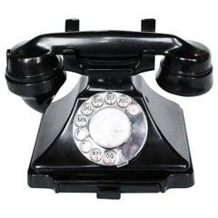 Black 232 GPO Telephone