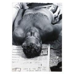 Black and White Photograph Bargain Basement, 20th Century