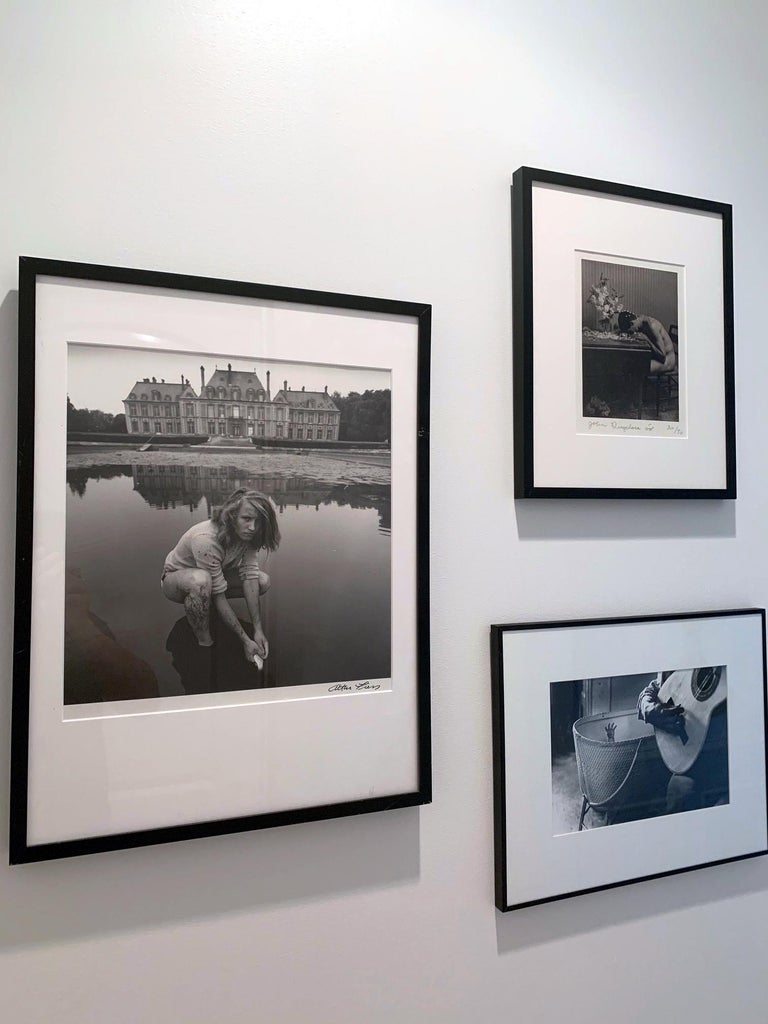 Late 20th Century Black and White Photograph by Arthur Tress For Sale
