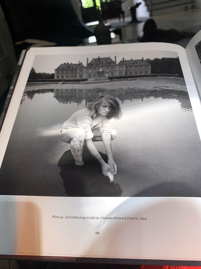 Black and White Photograph by Arthur Tress For Sale 1