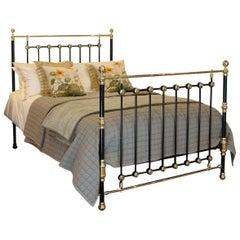 Black Antique Bed MK188