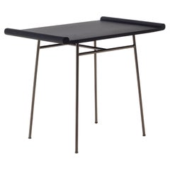 Black Baby Side Table by Marcos Zanuso Jr