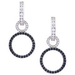 Black Diamond and White Diamond Endless Charms