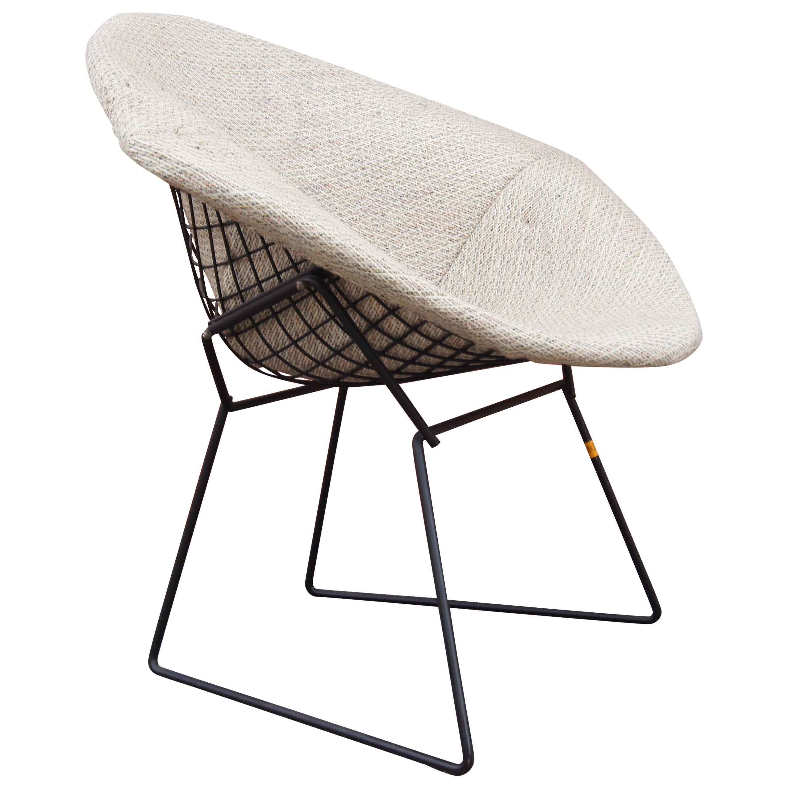 Black Diamond Chair by Harry Bertoia for Knoll