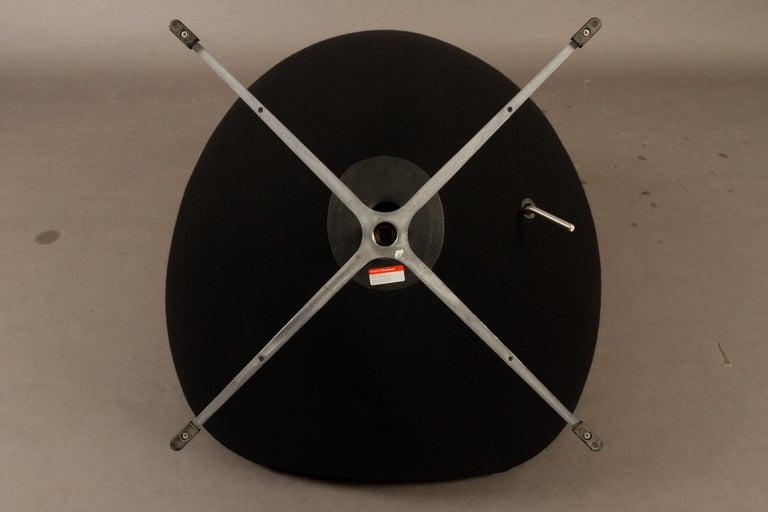 Black Egg Chair 3316 by Arne Jacobsen for Fritz Hansen, 2007 13