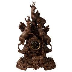 Black Forest German Clock