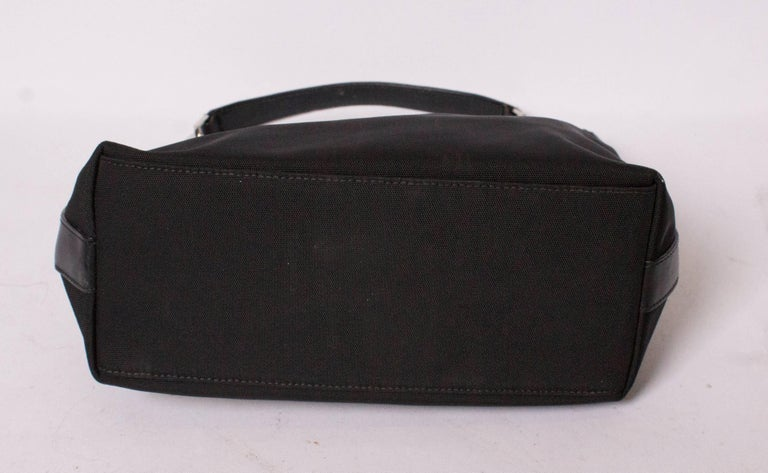 Black Gucci Shoulder Bag For Sale 1