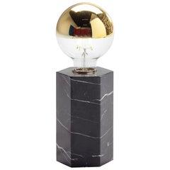 Black Hex Lamp by Joseph Vila Capdevila