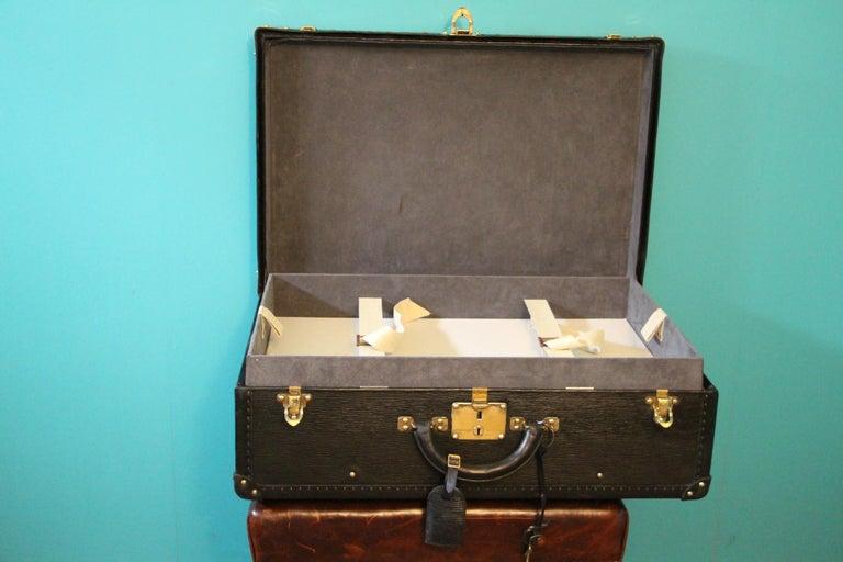 Black Louis Vuitton Alzer 65 Suitcase Louis Vuitton Suitcase Louis Vuitton Trunk For Sale 5